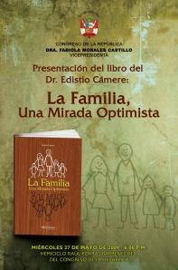 Afiche Libro Edistio Cámere
