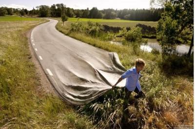 camino recorrido