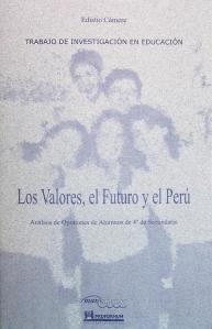 Los valores, el futuro y el Perú