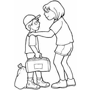 La amistad: un valor que se refuerza en la escuela (3/3)