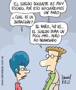 Situación del docente en el Perú (3/3)